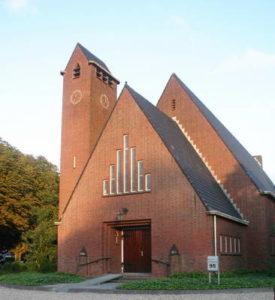 Bethlehemkerk als architectenbureau