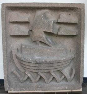De Ark, gevelsteen