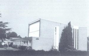 kerkgebouw de Ark