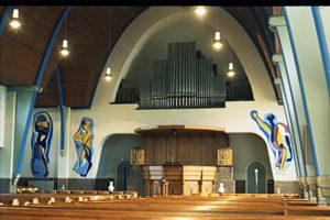 kerkzaal Bethlehemkerk