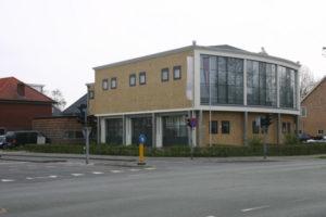 voormalig wijkgebouw Elim aan de Troelstrastraat, anno 2006 in gebruik als architectenkantoor
