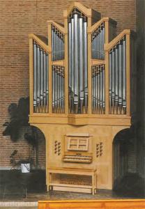 Orgel de Ark