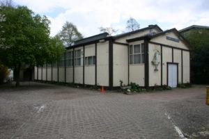 De Sionskapel aan de Twekkkelerweg, nu een 'wandelhuis'.