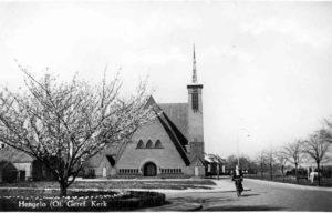 Westerkerk anno 1950
